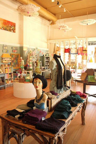 Cute store for shopping: Firefly in Paso Robles