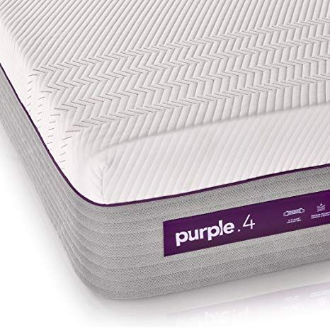 The New Purple Mattress, with Soft 4\