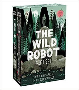 Download Pdf The Wild Robot Hardcover Gift Set Free Epub Mobi