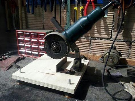 grinder stand