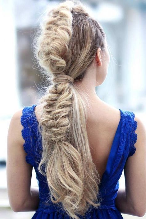 Create Ponytails with Boho Braids picture 1