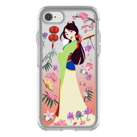 Otterbox Symmetry Ries Power Of Princess Ca For Iphone 8 7 Oasis Of Independence Jasmine Walmart Com Iphone Cases Disney Otterbox Iphone Cases