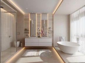 40 idées de salles de bain à double vasques | Badezimmer ...