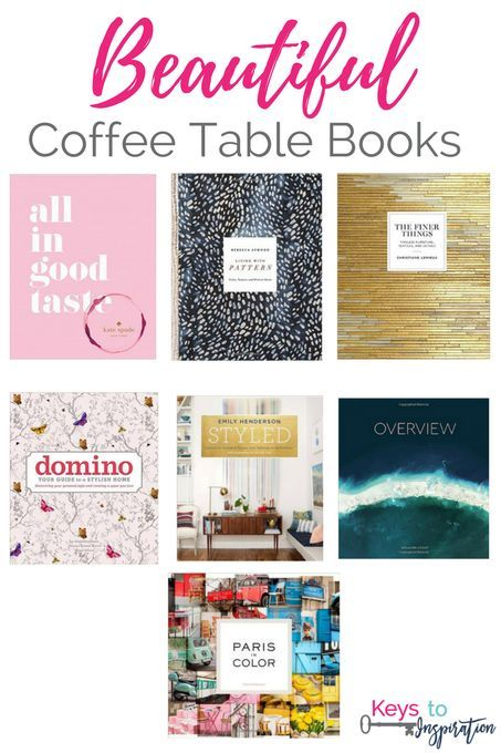 Beautiful Coffee Table Books With Images Classic Home Decor