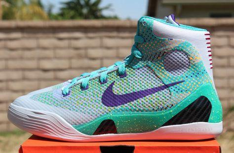 pretty nice 8ad43 ec5ee Nike Kobe 9 Elite GS  Hero  (Detailed Pics)