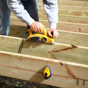 How To Build A Solid Frost Proof Deck Footing In 2020 Building A Deck Diy Deck Deck Installation