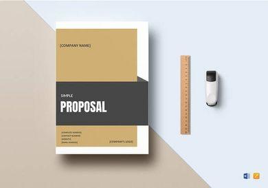 Free 17 Sample Sponsorship Proposal Templates In Google Docs Ms Word Pages Pdf In 2020 Sponsorship Proposal Free Business Proposal Template Proposal Templates