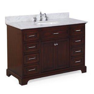 48 Inch Single Vanities You Ll Love Wayfair Vsdvsv 48 Inch Bathroom Vanity Single Bathroom Vanity Bathroom Vanity