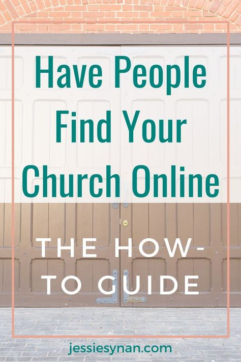 Best Practices: The Importance of SEO for Churches - Jessie Synan