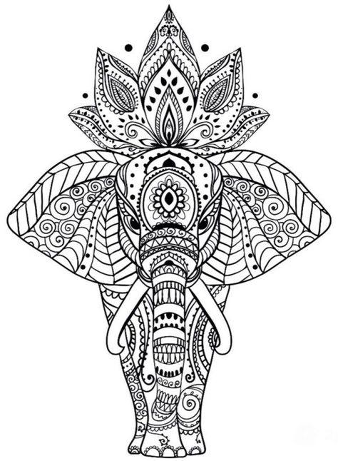 Mandalas Hindues Disenos Para Descargar Y Pintar Mandalas