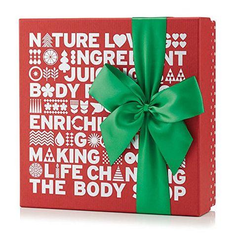 The Body Shop Festliche Geschenk Set Arganöl Olive Fuji