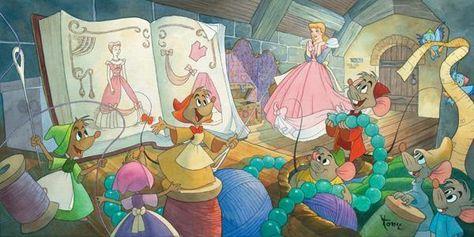 Sew Beautiful - Disney Limited Edition