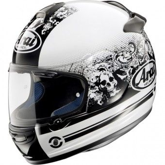 Casque Integral Arai Chaser V Thrill White http://www.icasque.com/Casque-moto/Integral/Chaser-V-Thrill-White/