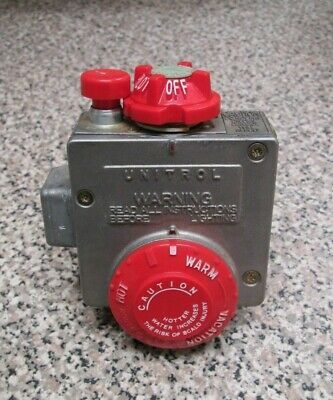 Sponsored Ebay Rheem Ruud Robertshaw Ap8555b 14 R110rtsp Water Heater Gas Valve Thermostat Used In 2020 With Images Water Heater Heater Thermostat