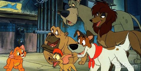 [Opinion] Why 'Oliver & Company' Should be Considered Part of the Disney Renaissance   Rotoscopers