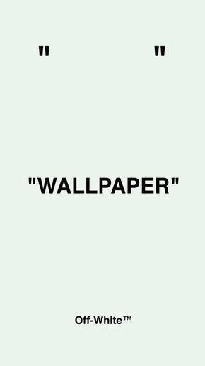 Off White On Twitter White Wallpaper For Iphone Wallpaper Off White White Wallpaper