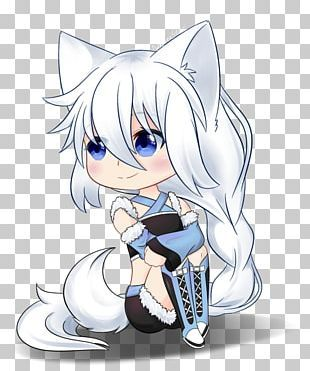 Pin By Cu Te On Anime Drawings Cute Fox Drawing Cute Wolf Drawings Kitten Drawing