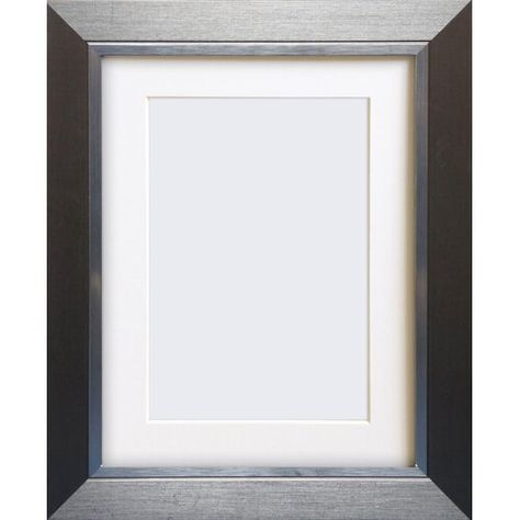 Roux Picture Frame 17 Stories Colour Silver Photo Size 10 X 7 Picture Frames Family Picture Frames Deep Picture Frames