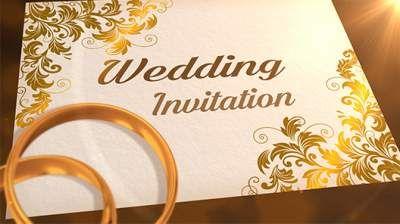 Free Wedding Invitation Video Maker In 2020 Free Wedding Invitations Wedding Invitation Video Online Wedding Invitations Templates