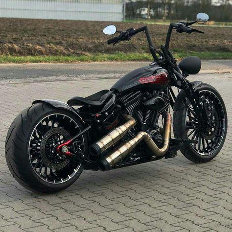 "Rocket 21/"" Motorcycle Muffler HD Harley-Davidson Big Twin Chopper Custom NEW"