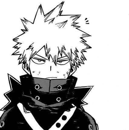 Bakugou Katsuki My Hero Academia Manga Anime Guys Anime