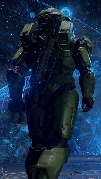 Halo Infinite Master Chief 8k 7680x4320 Wallpaper Masterchief