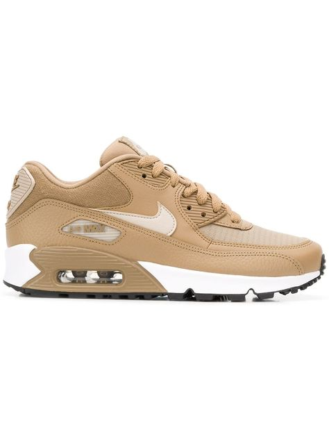 Air Max 90 Essential Trainers In Brown | Nike air max, Nike