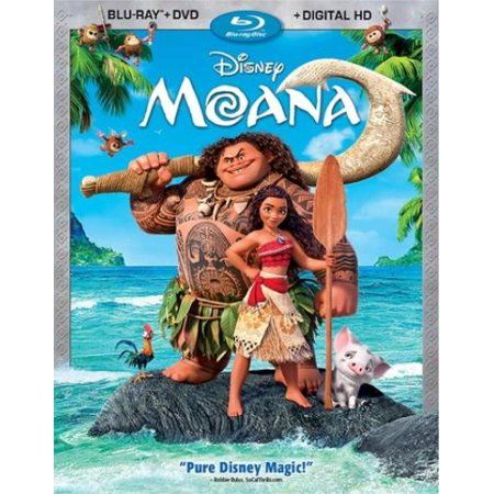 Free 2-day shipping on qualified orders over $35. Buy Moana (Blu-ray + DVD + Digital HD) at Walmart.com