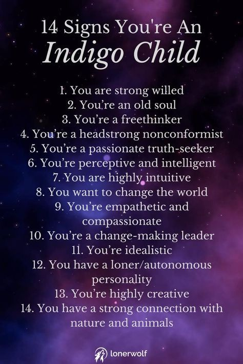 Are You an Indigo Child? These 17 Signs Will Reveal the Truth ...