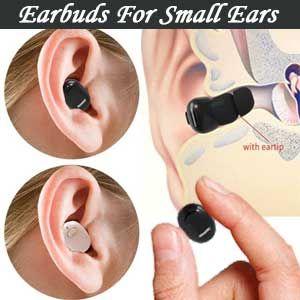 Earbuds For Small Ears 2019 Earbuds For Small Ears Earbuds Best Earbuds