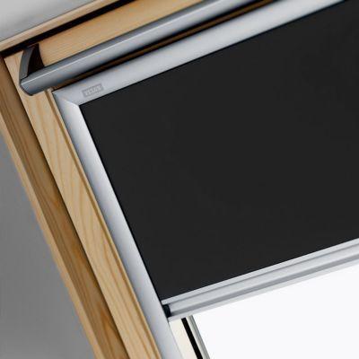 Store Occultant Fenetre De Toit Velux Dkl Mk06 Noir En 2020 Occultant Fenetre Fenetre De Toit Velux Et Velux