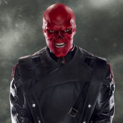 Johann Shmidt - The Red Skull