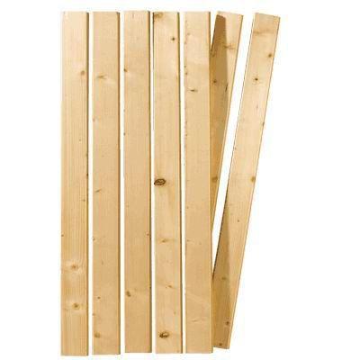 Lame De Volet 4 Lames Wood Texture Crafts
