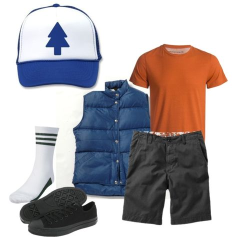 Dipper- Gravity Falls <----- Ava Evy should be dipper for halloween