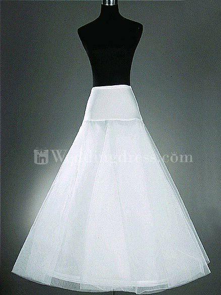 Wedding Dress Slips A Line In 2020 Slip Wedding Dress Petticoat For Wedding Dress Crinoline Wedding Dress