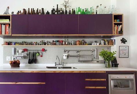 Kuchennischen 60 Kreative Ideen Beim Dekorieren Zuhause Pinterest