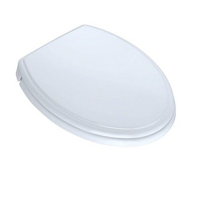 Toto Ss154 Softclose Elongated Closed Front Toilet Seat And Lid