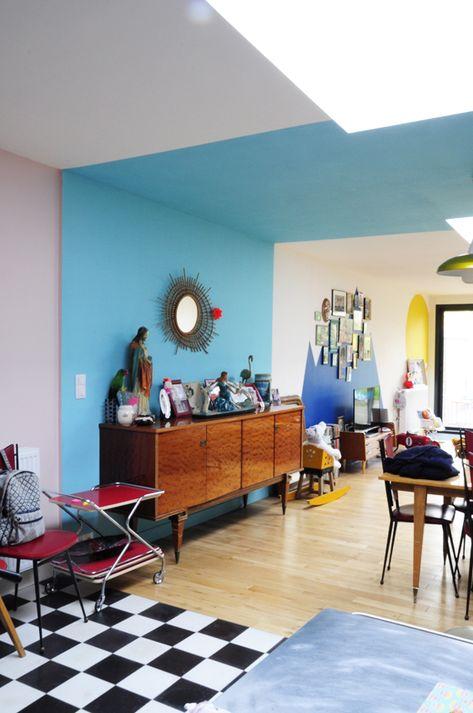 Maxime Toulemonde (MaximeToul) on Pinterest - Raccord Peinture Mur Plafond