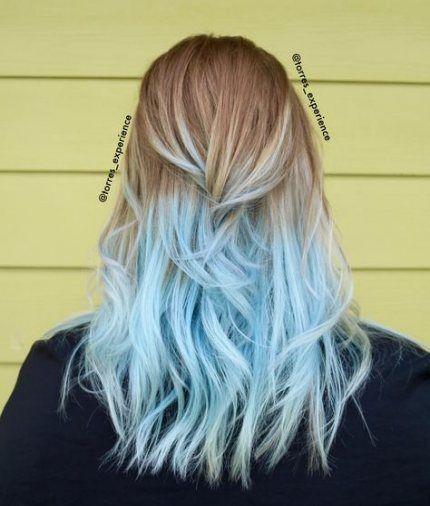 Hair Color Pastel Highlights Light Blue 29 Ideas Hair Light