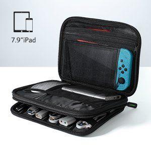Ugreen Sac Des Accessoires Electroniques Rangement Informatique De Voyage Pour Ipad Mini 4 Nintendo Switch Gopro Hero 6 Cable Ipad Mini 4 Cle Usb Ipad Mini