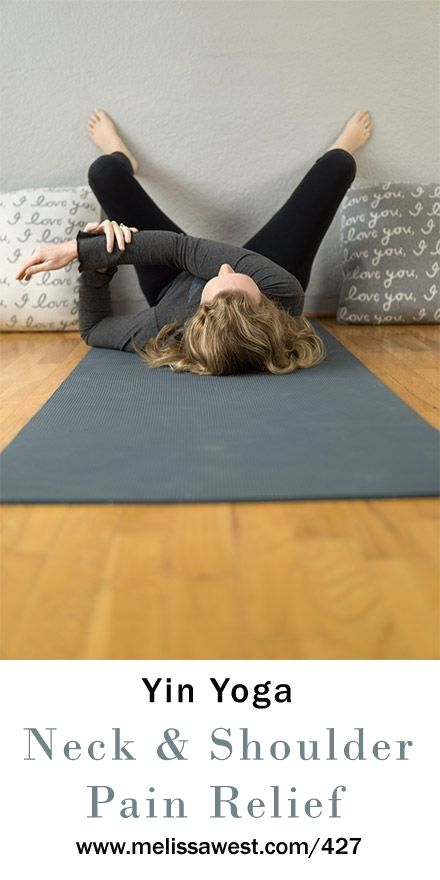 35+ Yoga for neck and shoulder relief trends