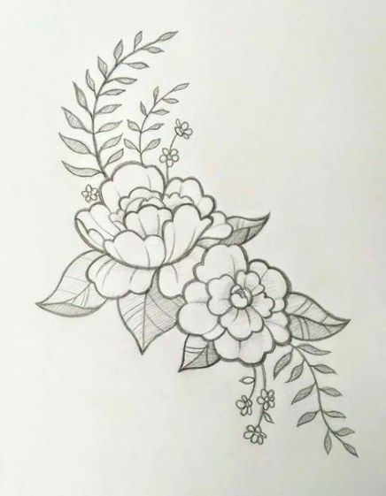 Best Flowers Design Tattoo Sketches Drawings Ideas Flower Tattoo Designs Sketch Tattoo Design Flower Tattoo