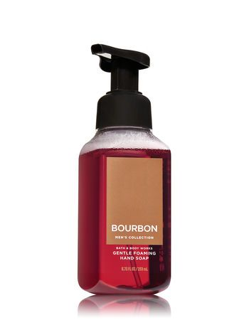 Bourbon Gentle Foaming Hand Soap Bath And Body Works Bath And