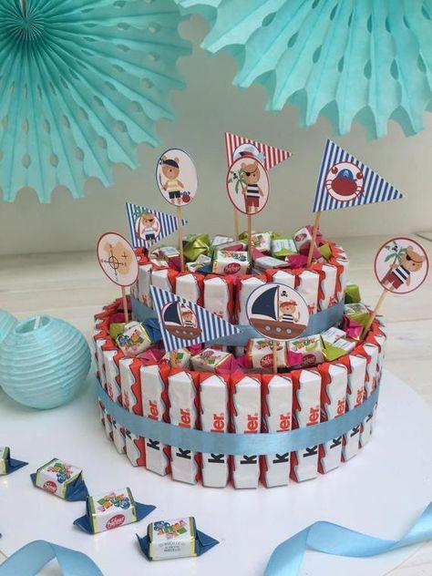 Kit per realizzare una torta di Kinder o torta di caramelle | Etsy #liquoricecake