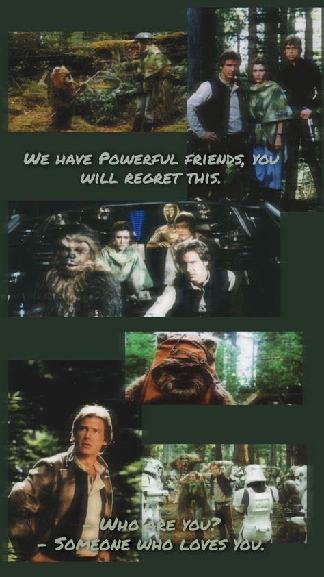 Star Wars Episode 6 Wallpaper