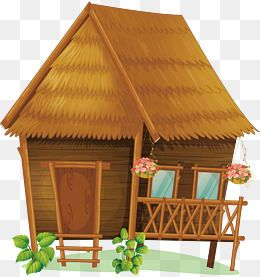 Seaside Chalet Cabin Clipart Vector Png Log Cabin Png Transparent Clipart Image And Psd File For Free Download Chalet Holiday Resort House Vector