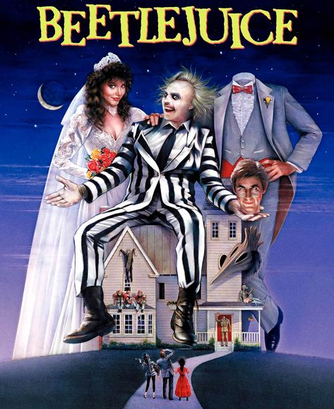 Beetlejuice Is an Insane Movie and It's Insane It Ever Got Made
