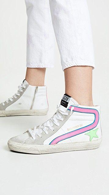Golden Goose Slide Sneakers | Sneakers