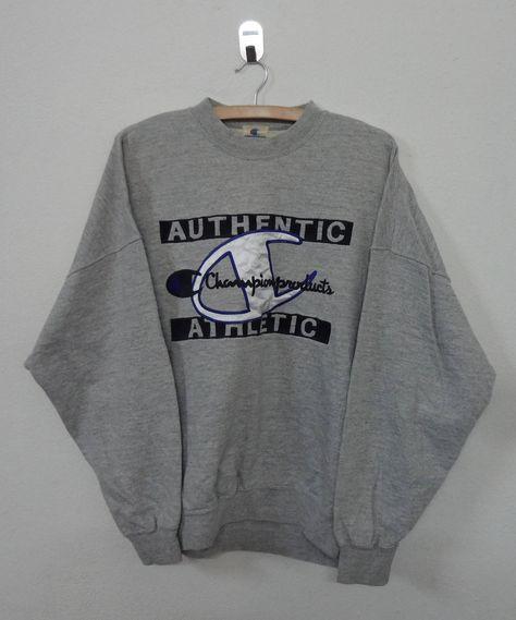 Rare!!! Vintage 90's Champion Sweatshirt Champion Products