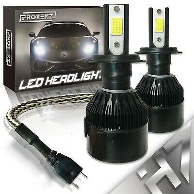 Sponsored Ebay H7 Led Headlight Kit Plug Play 6k For Bmw 5 Series 2004 2010 Low Or High Beam Led Headlights Headlights Hid Headlights
